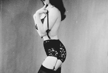 I love the shit out of Bettie page / by Kilauni Stieber