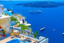 Santorini / Offerte Santorini Last Minute Viaggi Pacchetti Volo più Hotel o Villaggi Con Sconti fino al 70%