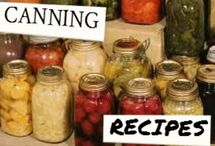 Canning / Canning  - Recipes that are safe or can be modified for my allergies.