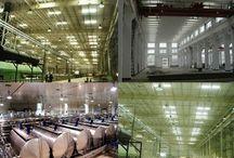 Iluminat industrial LED / Avantajele utilizarii iluminatului industrial LED