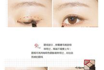 make up / Korean make up, ulzzang make up