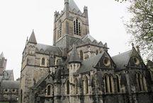 Irish/Scottish/British churches