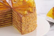 hungarian cakes