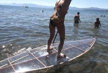 Tablas sup y windsurf