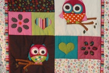 fab baby quilt
