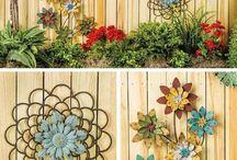 садовые штучки