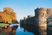 Castles & Magical Places