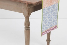 table runners and mug rugs / by Doreen Tedeschi