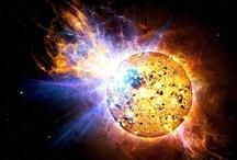 Space: The Final Frontier / by Marilyn Osborne