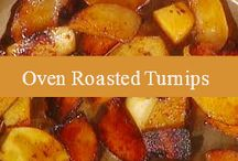 What to do with turnips? / by Fleur de Licious