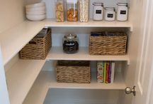 Pantry and other storage ideas