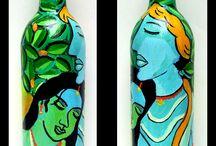 BNE Lamps / Light in Bottles
