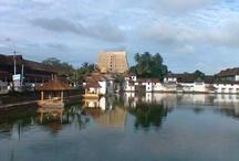 Kerala Tourism / Places of tourist interest in kerala