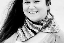 Cowl/Scarf Crochet Patterns / by Kristi Simpson Designs