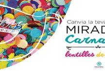 Ocasions Especials / Lents de colors per un Carnaval de pel·lícula!!