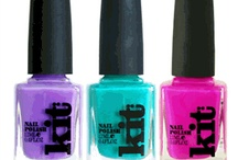 TOY ♥ BOTTLES / by TOY nail polish