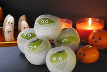 Halloween / It's time to light the candles, cook some comfort food and snuggle up at home together with friends and loved ones.