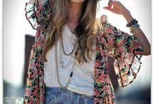 Festival/summer wardrobe inspo!