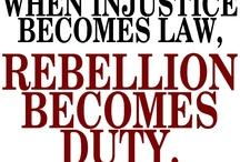 Injustice / by Angelia Folks