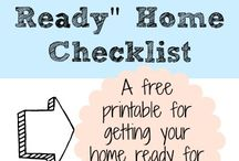 Selling Your Home / Check out these tips to get your home sold quickly & easily!