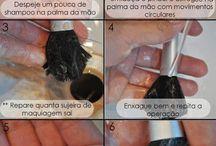 Beleza: makeup & hair
