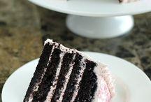 Cake/dessert/snack recipes / by Dianne Stewart