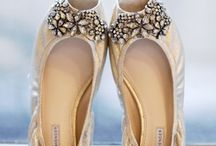 Wedding shoes, makeup, and hair / Kelly's wedding / by Michelle Porche