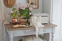Shabby chic / Hall