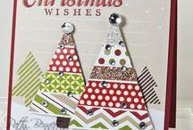card making Christmas