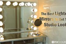 Makeup Mirrors