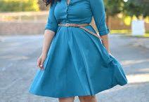 Curvy girl style