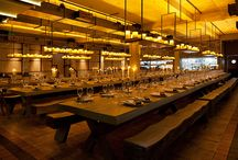 Beast / Beast is a unique new fine dining concept in London. Restaurant interior design by DesignLSM.