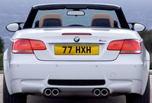 Cover Number Plates - Reg Plates / Just neat cheap cover numbers which hides the year of the car