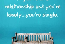 lonely relationship