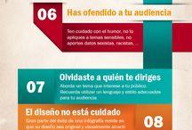 Grandes Infografías / Infografías relacionadas con el Marketing Online que nos parecen de una calidad y un nivel superior.