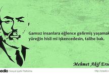M. Akif