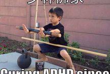 Martial arts meme & fun