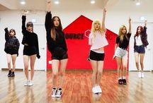 GFRIEND Merilis Video Latihan Dance Untuk Lagu 'Fingertip'
