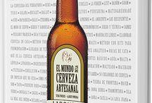 Vino y cerveza / Todo lo que hay que saber sobre cervezas y vinos. Elaboración, ingredientes y degustación.