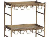 Bar Carts & Bars