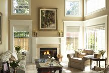 House Paint Ideas / by Tonya Jarvis