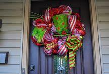 Wreaths / by Candice Danielski