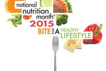 National Nutrition Month / March-National Nutrition Month