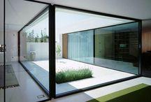 Atrium houses