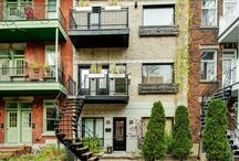 Plateau Mont-Royal / Apartment and House in Plateau Mont-Royal