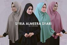 Shejab hijabs available for sale