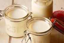 yogurt / leche/ queso