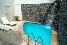 piscinas e jacuzi