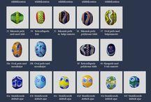 Viking ~ Glass Beads