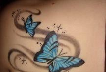 tattoo ideas :) / by Michele Hanson